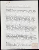 Table ronde sur la guerre civile Espagnole et le Quebec