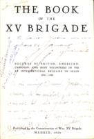 The Book of the XV Brigade