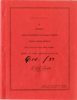 Proceedings of Conference called by the Committee to Aid Spanish Democracy
